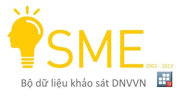 Tải bộ dữ liệu SME