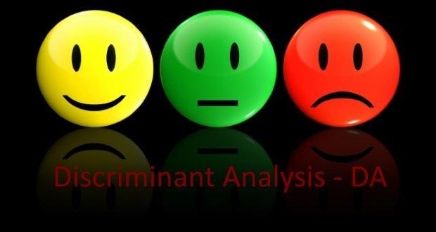 Phương pháp phân tách - Discrimant Analysis