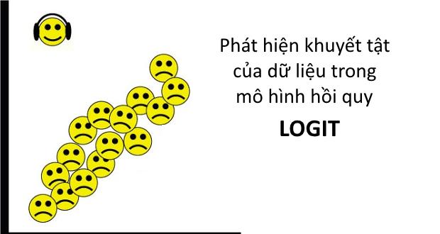 Phát hiện các khuyết tật dữ liệu trong mô hình hồi quy Logit