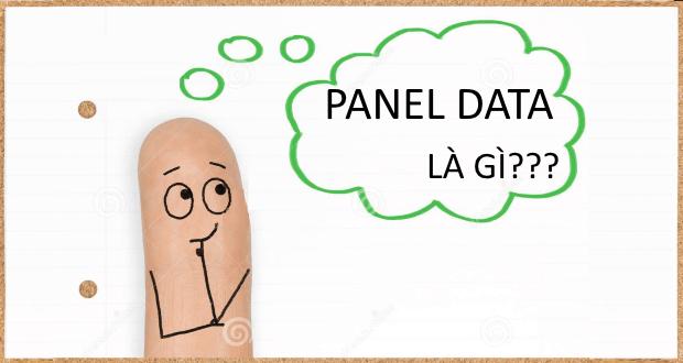 Dữ liệu bảng - Panel data - là gì?